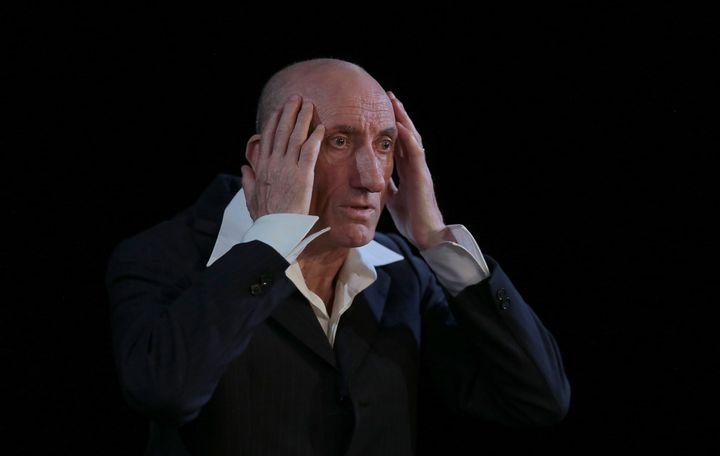 Jean-François Derec dans une adaptation de son livre autobiographique  (Philippe Hanula)