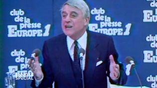 Europe 1 (FRANCE 2 / FRANCETV INFO)