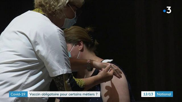 Covid-19 : l'Académie de médecine préconise de rendre le vaccin obligatoire