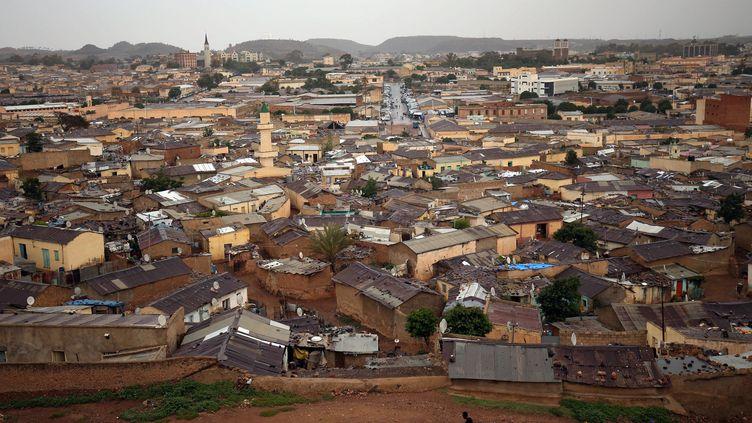 Vue générale d'Asmara, capitale de l'Erythrée, le 21 juillet 2018. (REUTERS - TIKSA NEGERI / X03719)