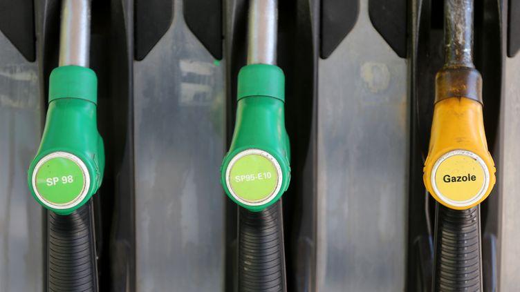 L'avantage fiscal du diesel pour les entreprises sera étendu à l'essence, annonce Ségolène Royal. (GODONG / BSIP / AFP)