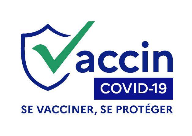 Le logo de la campagne de communication pour la vaccination contre le Covid-19. (MINISTERE DE LA SANTE)
