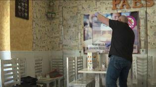 Coronavirus : les restaurants s'organisent pour accueillir les clients en toute sécurité (CAPTURE ECRAN FRANCE 2)