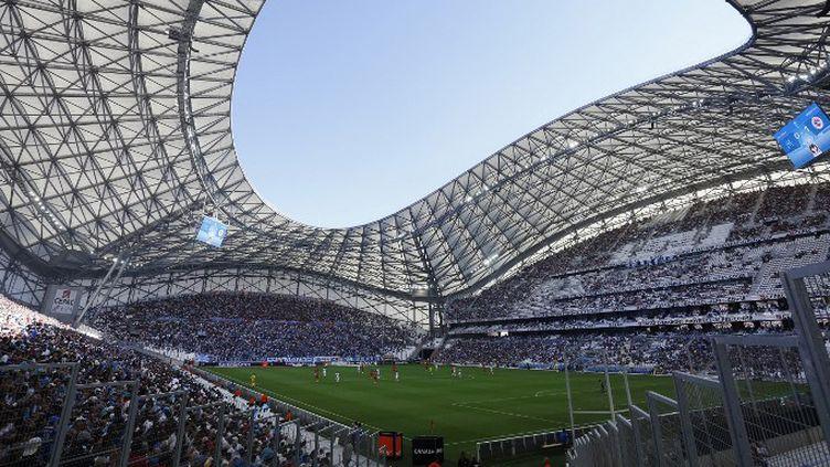 Le Stade Vélodrome de Marseille, rénové. (PHILIPPE LAURENSON / BLUEPIX)