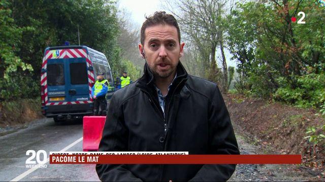 Notre-Dame-des-Landes : les forces de l'ordre se préparent à évacuer la ZAD