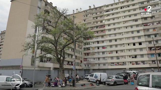 Coronavirus : la détresse alimentaire de familles à Marseille