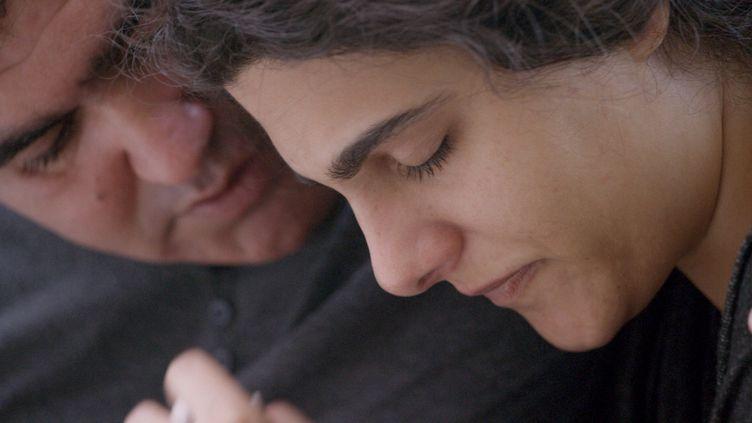 """Eran Naim et Stav Almagor dans """"Chained"""" deYaron Shani. (Copyright Nizan Lotem & Shai Skiff)"""