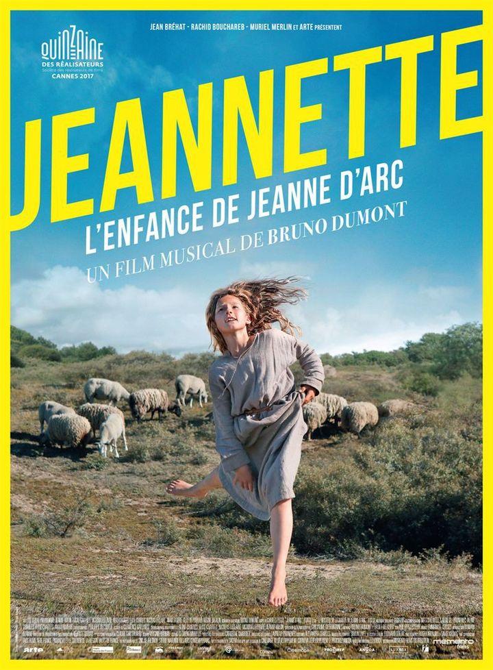 """""""Jeannette"""" : l'affiche  ( Memento Films Distribution )"""