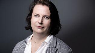 La Défenseure des droits Claire Hédon à Paris le 22 juillet 2020. (JOEL SAGET / AFP)