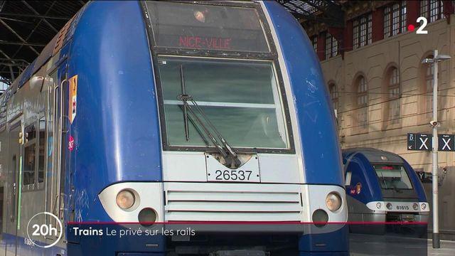 Trains Nice-Marseille : la Région délaisse la SNCF au profit d'une entreprise privée