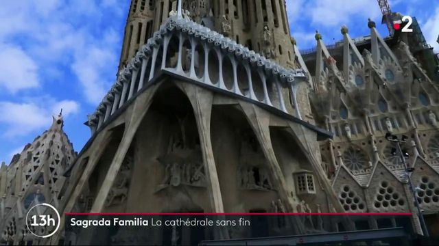 Cathédrales : à la découverte de la somptueuse Sagrada Familia