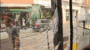 Lille : une boucherie vandalisée, des militants vegans soupçonnés  (France 3)