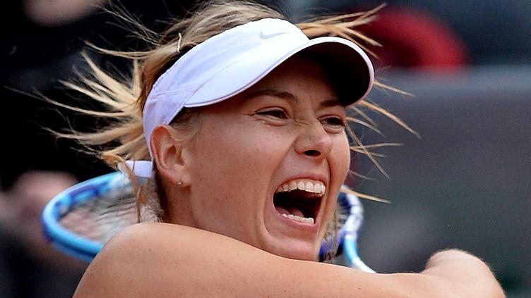 Maria Sharapova (TIZIANA FABI / AFP)