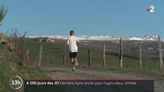 Jeux Olympiques : agriculteur et athlète, la double casquette d'Alexis Phelut