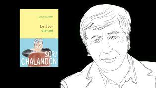 """Sorj Chalandon, """"Le jour d'avant"""" (Grasset)  (Laurence Houot / Culturebox)"""
