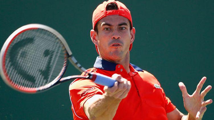 Le joueur espagnol Guillermo Garcia-Lopez