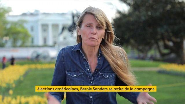 Elections américaines : Bernie Sanders se retire de la campagne