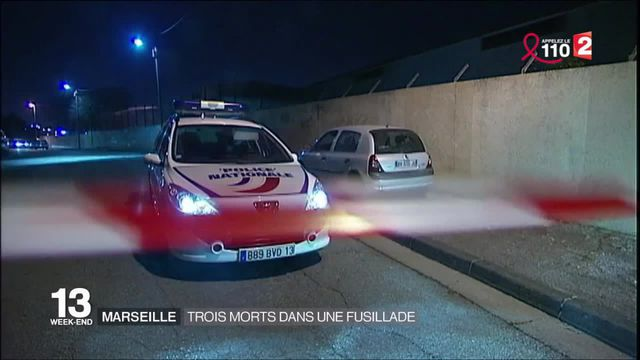 Marseille : fusillade sur fond de trafic de drogue