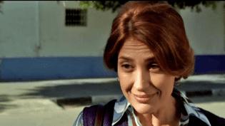 "Paulina Galvez l'interprète féminine dans ""Adios Carmen"" de Mohamed Amin Benamraoui  (Caputure d'écran / ""Adios Carmen"")"