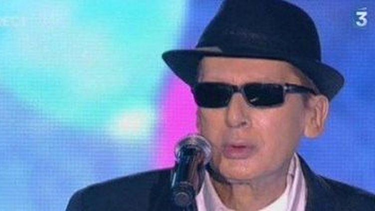 La mort d'Alain Bashung affecte artistes et amis  (Culturebox)