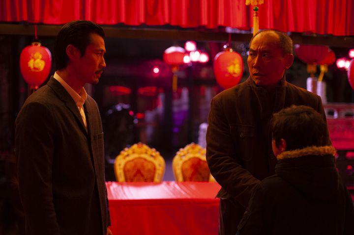 """Frédéric Chau etBing Yin dans """"Made in China"""" (Mars Films)"""