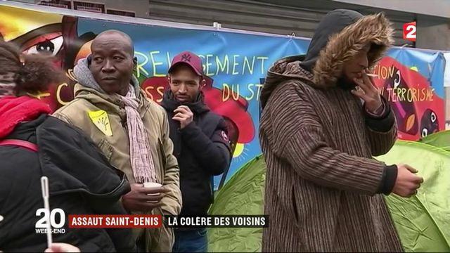 Assaut de Saint-Denis : la colère des voisins