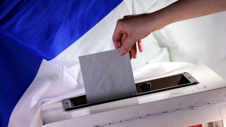 Le premier tour de la présidentielle a lieu le 22 avril 2012. (FRANCK FIFE / AFP)