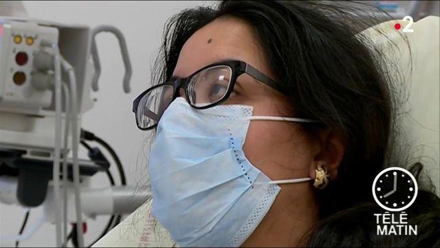 Grippe : la France envahie par l'épidémie