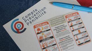 Six nouveaux critères de pénibilité entrent en vigueur au début du mois de juillet.  (MAXPPP)