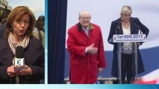 Avenir incertain pour Jean Marie Le Pen