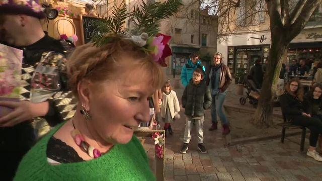 Drôle de Noël à Arles