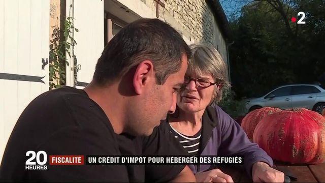Migrants : les députés votent un crédit d'impôt pour les Français qui hébergent des réfugiés