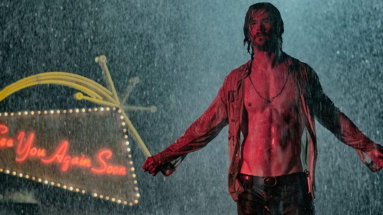 """Chris Hemsworth dans """"Sale temps à l'Hôtel El Royale"""".  (Twentieth Century Fox)"""