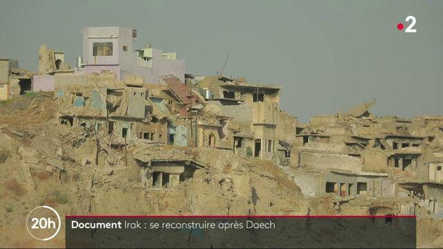 Irak : reconstruire Mossoul, défigurée par la guerre contre Daech