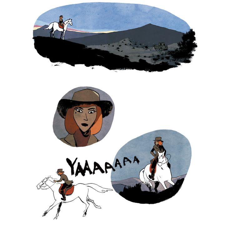 """""""Serena"""", page 180"""