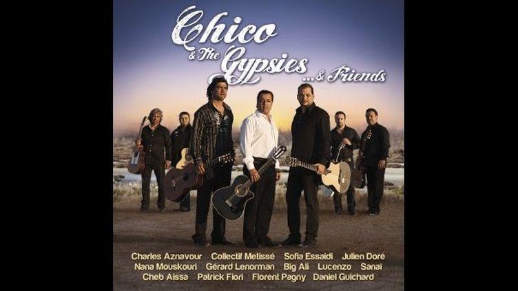 """""""Chico & the gypsies ... & friends"""" l'album de duos du groupe  (France 3 - Culturebox)"""