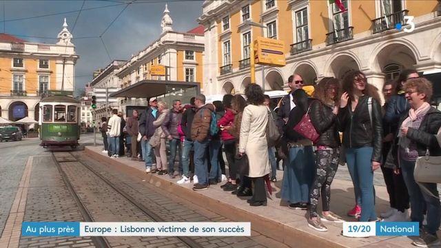 Tourisme : Lisbonne victime de son succès