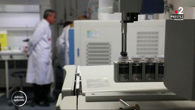 Coronavirus : des renforts pour les soignants dans les hôpitaux d'Île-de-France