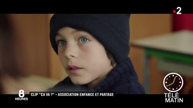 Société : une vidéo-choc pour rappeler les violences faites aux enfants