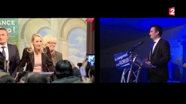 Régionales : le FN, un parti de premier tour ?