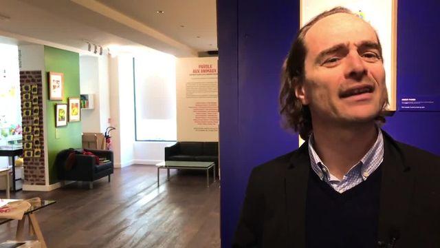 Interview Alban Cerisier