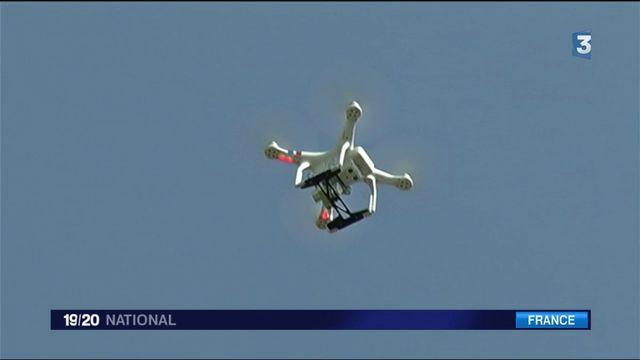 Sécurité routière : un drone pour surveiller les automobilistes