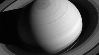 Photo de Saturne prise par la sonde Cassini le 4 mai 2014. (NASA / JPL-CALTECH / SPACE SCIENCE INSTITUTE)