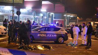 Anis Amri a été tué lors d'un échange de coups de feu avec la police italienne, à Milan, le 23 décembre 2016. (REUTERS)