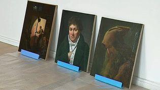 LeMusée Girodet de Montargis retrouve ses premières oeuvres restaurées  (France 3 / Culturebox )