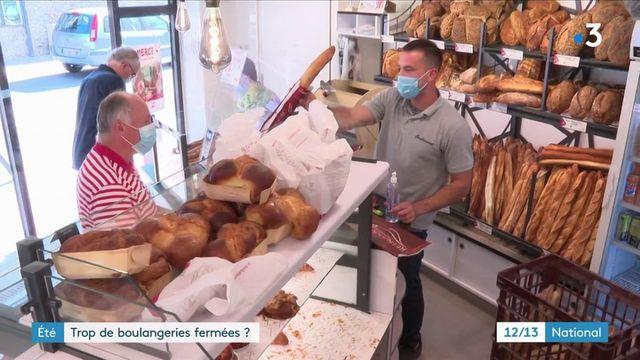 Consommation : les boulangers absents au mois d'août