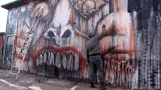 Projet Dièse, la revue qui va secouer encore plus le street-art  (France 3 / Culturebox)