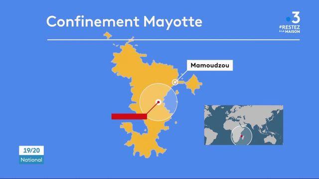 Mayotte : la distribution d'aide alimentaire donne lieu à des scènes de cohue