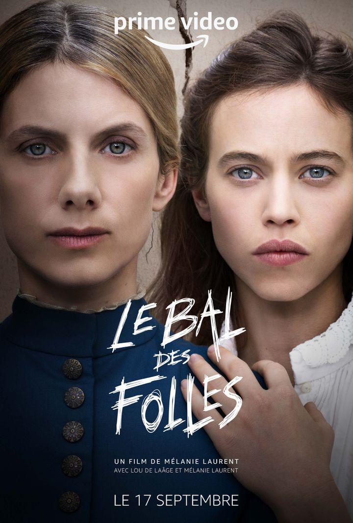 """L'affiche de """"Le Bal des Folles"""" (Amazon Prime)"""
