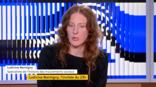 Ludivine Bantigny (FRANCEINFO)